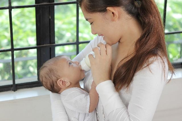 妊婦と甘酒