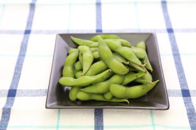 妊娠さんは枝豆を積極的に摂ろう!葉酸が多い食品です