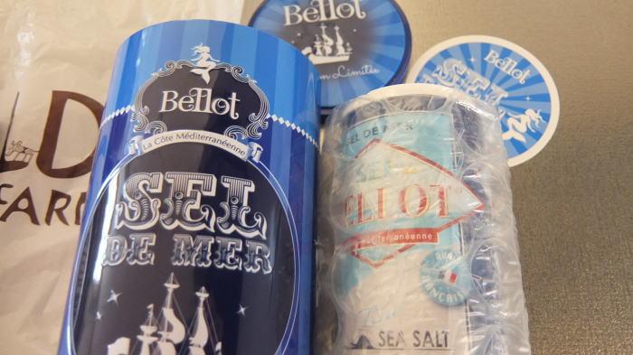ベロ 海の塩