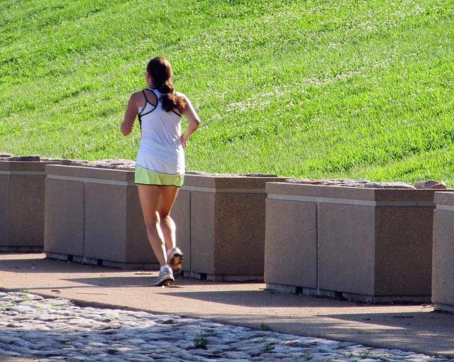 妊婦のジョギング