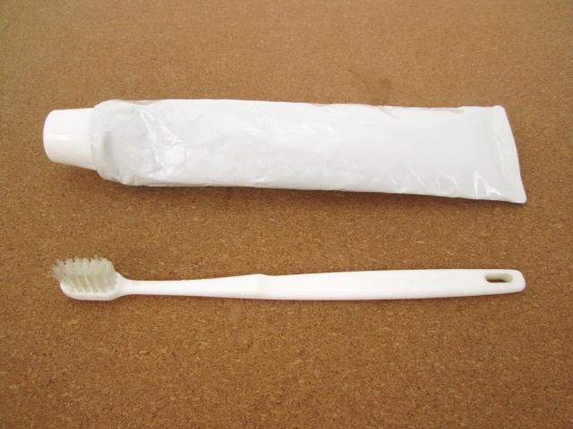 歯磨き粉の詰め替え