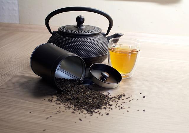 古いお茶の活用法