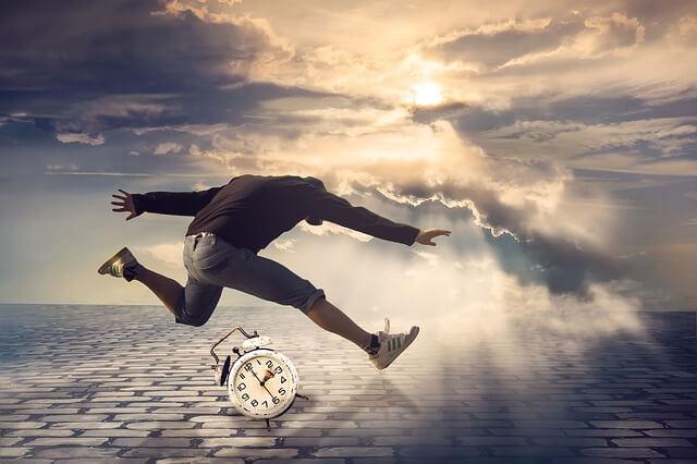 時間の概念をスピリチュアルで解説